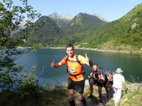 Marathon du Gabizos 2016