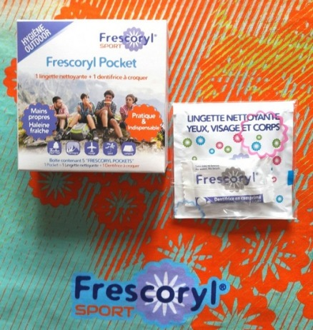 Test produits Frescoryl Sport