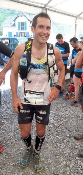 Maxime Cazajous grand vainqueur