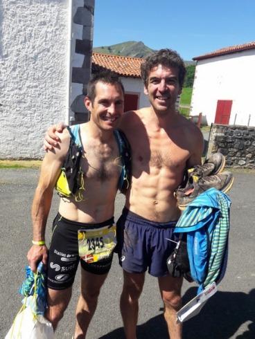 Maxime Cazajous et Brice Delsouiller