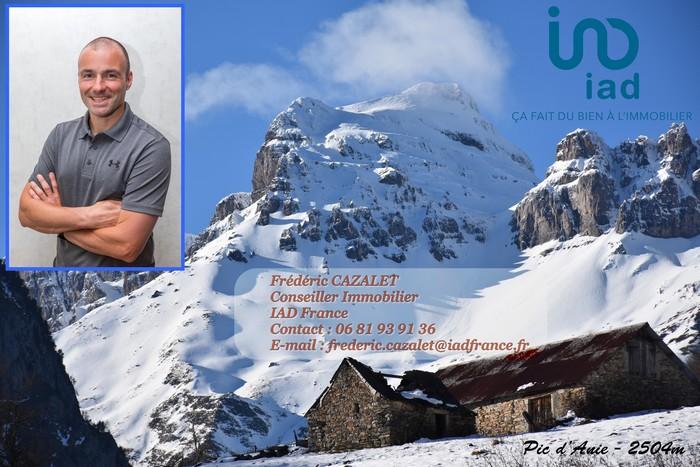 Frédéric CAZALET, conseiller immobilier – Béarn 64